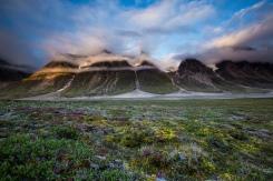 A Breath of Baffin - Auyuittuq National Park, Baffin Island, Nunavut. Photo by Dave Brosha.