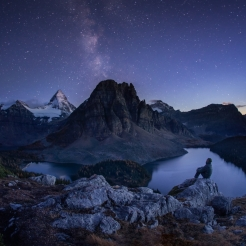 Assiniboine Dreams. Photo by Paul Zizka.
