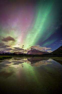 Rundle Spirit, Banff National Park. Photo by Paul Zizka.