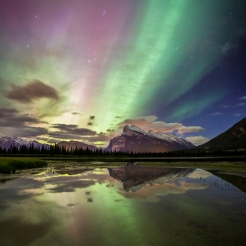 Rundle Spirit, Banff National Park. Photo by Paul Zizka.