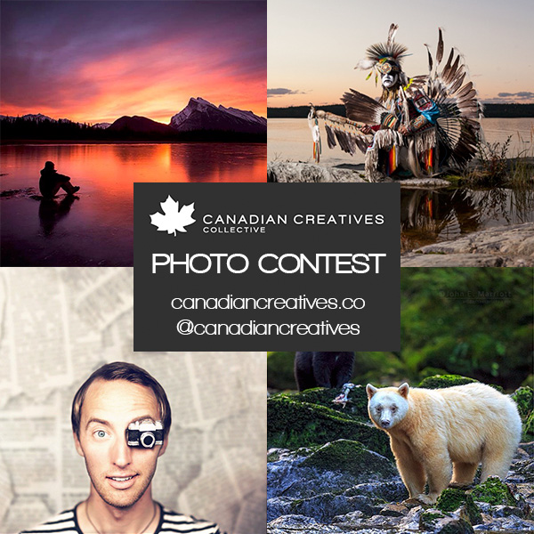 Canadian Creatives Photo Competition